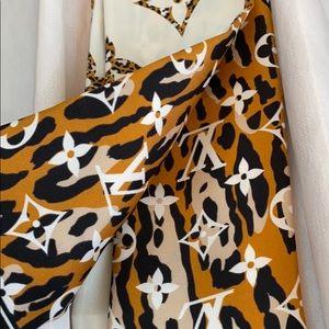 New Louis Vuitton Monogram Giant Jungle Bandeau